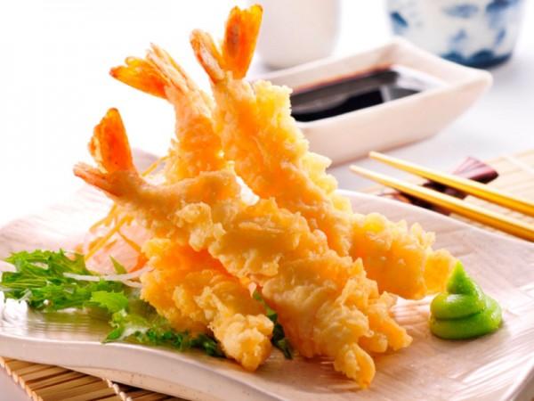 Como puedo hacer tempura