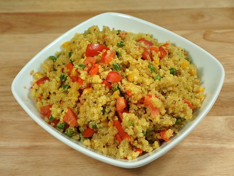 Como puedo hacer quinoa