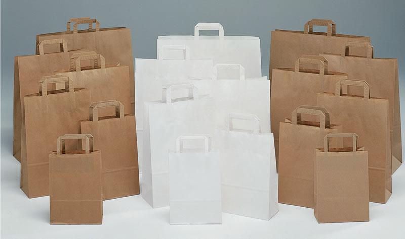 Como puedo hacer bolsas de papel