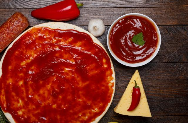 Como puedo hacer salsa para pizza
