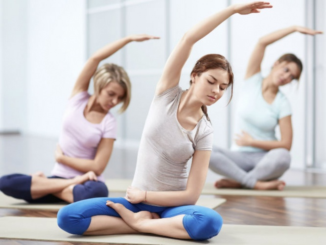Como puedo hacer yoga
