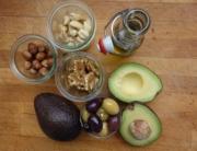Alimentos grasas saludables
