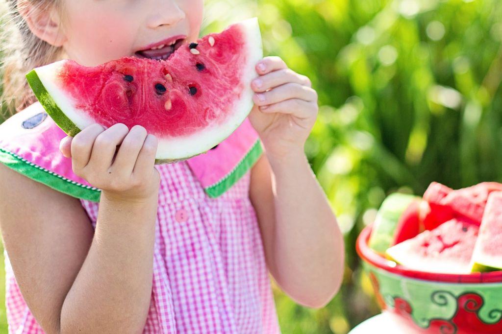 nutricion infantil niños