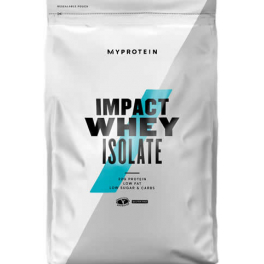 MyProtein Impact Whey Isolate 2,5 kg Sabor Chocolate Brownie