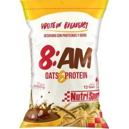 Nutrisport 8AM Protein Breakfast 650 gr Sabor Chocolate